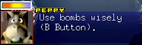 Use Bombs Wisely